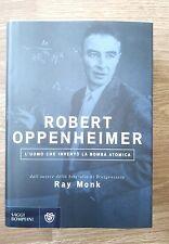 Robert Oppenheimer l'uomo che inventò la Bomba atomica