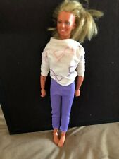 vintage bionic woman doll