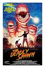 Deadly Spawn Movie Poster Large 24inx36in