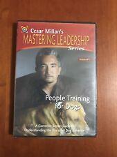 Cesar Millan's Mastering Leadership Series Vol. 1 Training For Dogs Dog New/Seal