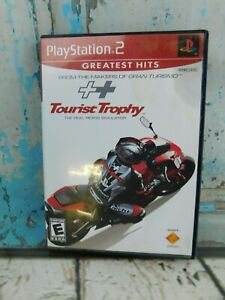 Tourist Trophy  (Sony PlayStation 2, 2006) PS2 COMPLETE