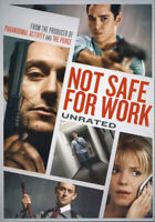 Not Safe for Work (Unrated) New DVD