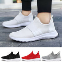 Men's Jogging Casual Sports Shoes Mesh Sneakers Ultralight Breathable Trainers