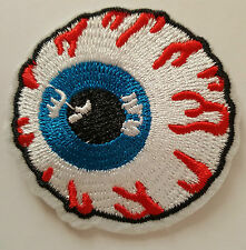 Eye Patch Eye Ball Iron on Transfer sew On patch