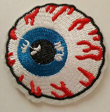 Eye Patch Eye Ball Iron on Transfer sew On patch