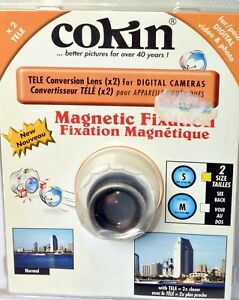 COKIN TELE CONVERSION LENS (X2) R760AC-MS