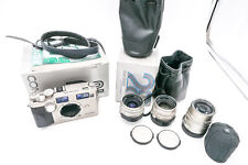 Contax G2 Camera set with 3 Contax lenses!!!