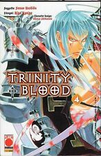 PLANET MANGA TRINITY BLOOD DELUXE VOLUME 4 (SCONTO 15%)