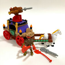 Fisher-Price Imaginext Royal Coach Medieval 2003 #78351 AUS SELLER