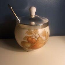 Earthenware Jars Decorative 1920-1939 (Art Deco) Pottery