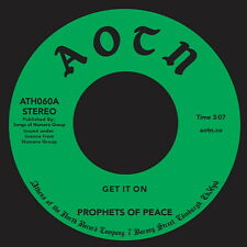 """PROPHETS OF PEACE  """"GET IT ON c/w YOU CAN BE""""   NORTHERN SOUL / FUNK"""
