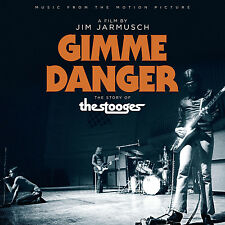 GIMME DANGER soundtrack LP  New Sealed Vinyl the Stooges Iggy Pop