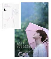 BANGTAN BOYS LOVE YOURSELF Her [L Ver] BTS 5th Mini Album CD+Photobook+Photocard