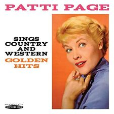 Patti Page - Sings Country and Western Golden Hits [CD]