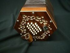 BASTARI English concertina A-48 Tenor