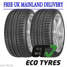 2X Tyres 275 45 R21 110W GoodYear Eagle F1 asymmetric SUV C C 71dB