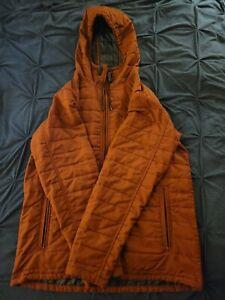 "Burton Stylus Snowboard Jacket Men's XL ""Fired Brick"""