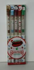 NEW 5-pack of Holiday Smencils (scented pencils)