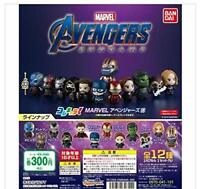 Kore character! MARVEL The Avengers 03 All 12 set Gashapon mascot toys