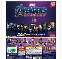 Kore character! MARVEL The Avengers 03 All 12 set Gashapon mascot toys