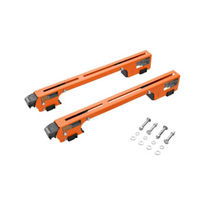 Universal Mounting Brace Mobile Saw Stand Power Utility Vehicle Tool Accessory