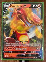 Pokemon Card  CENTISKORCH V  Ultra Rare 033/189 DARKNESS ABLAZE *MINT* 33/189