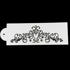 Baking Kitchen Accessories Flower Fondant Decorating Tools Cake Stencil  Mold HU