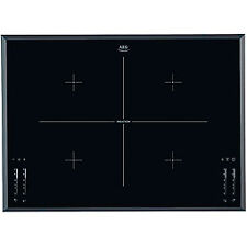 AEG HK764400FB Induction Kitchen Hob Ceramic 71cm Touch Control