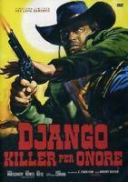 Django Killer Per Onore (1965) - Western, DVD nuovo edizione numerata