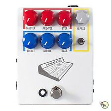 JHS Pedals Colour Box Studio Grade Preamp Neve Console Guitar Effects w/ Adapter