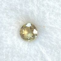 DIASPORE NATURAL MINED HKD AUTHENTICATED  0.69Ct  MF5040