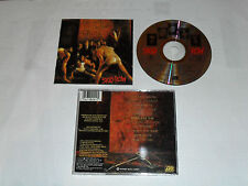 SKID ROW Rare CD Korea (Metallica AC DC Judas Priest Iron Maiden Motley Crue)
