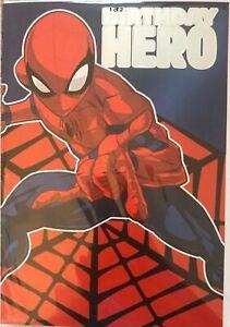 Marvel Spiderman Birthday Hero Card