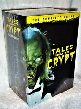 Tales From The Crypt 1 2 3 4 5 6 7 Complete Series (DVD, 2018, 20-Disc) horror