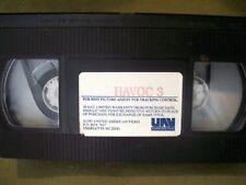 Havoc 3 (1991, VHS)