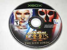 Star Wars: Knights of the Old Republic II -- The Sith Lords (Xbox) - Disc Only
