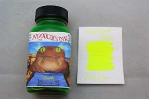 NOODLERS INK 3 OZ BOTTLE FIREFLY YELLOW HIGHLIGHTER INK