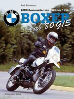 BMW Boxer ab R80 G/S Zweiventiler 1980 bis 1996 R 65 80 100 RS RT ST GS R Buch