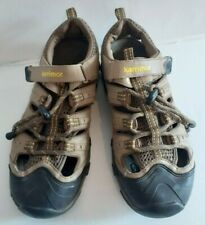 KARRIMOR WALKING SHOES TRAINERS SANDALS SIZE 7 BROWN