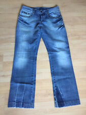 Dolce & Gabbana D&G Design Herren Jeans Gr.:48 denim blau Nieten
