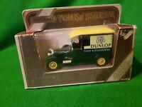 Matchbox Dunlop Y-5 1927 Talbot Van models of yesteryear diecast