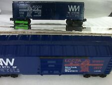 LIONEL ONE OF A KIND! 2 COLOR PROTOTYPE SAMPLE OF THE 9771 LION ROARS BOX CAR