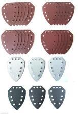 30 pieces Sandpaper Set fit for Triangle sander PHSZ 30 B2 Hand sanding paper