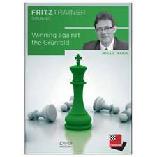 Winning Against the Grunfeld - Mihail Marin Chess