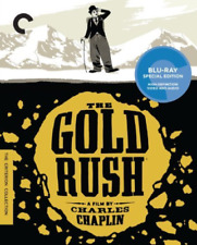 The Gold Rush Criterion Collection Region 1 Blu-ray