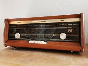 Philips Pallas Stereo Röhren Receiver Radio sollte restauriert werden B5X43A