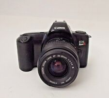 Canon EOS Rebel X 35mm SLR Film Camera with Canon EF 35-80mm 1:4-5.6 Zoom Lens