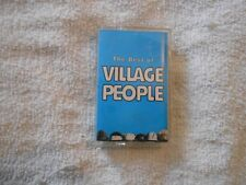 The Best Of Village People Cassette Tape 1994     3627