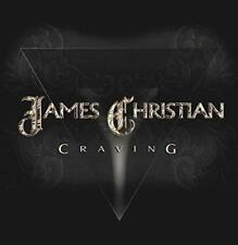 James Christian - Craving (NEW CD)