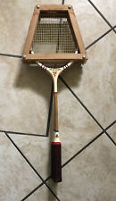 Badminton Raquet - Cortland Pro Model-custom Built -Vintage Absolute Mint